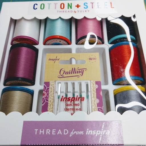 Cotton & Steel Collector's Box