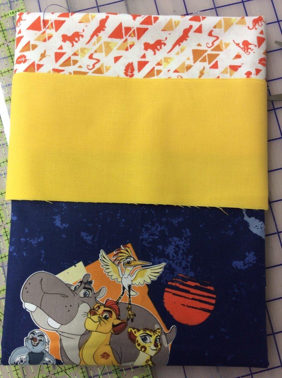 Pillowcase Kit - Lion Guard