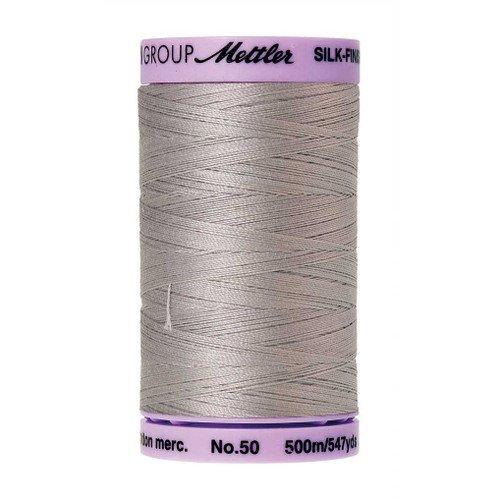 Silk Finish Cotton 50wt 547 yards Ash Mist