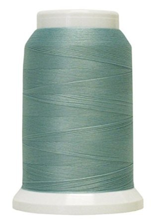 Polyarn flocked polyester Serger Thread Mint Green