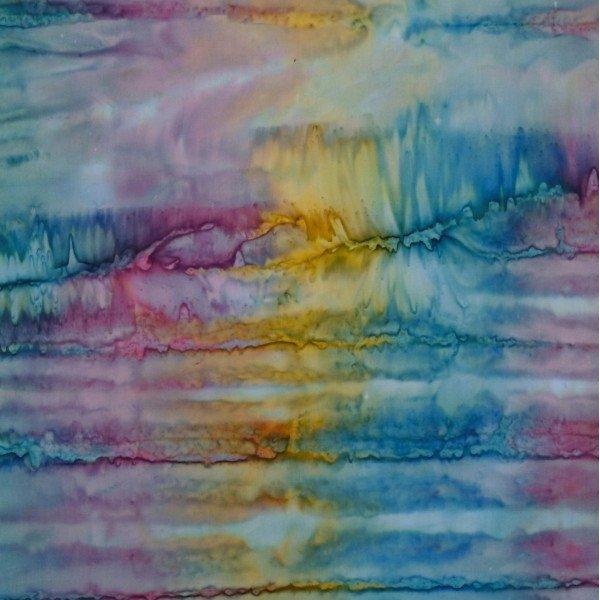 Batiks by Mira - Maple Maze - Prionites