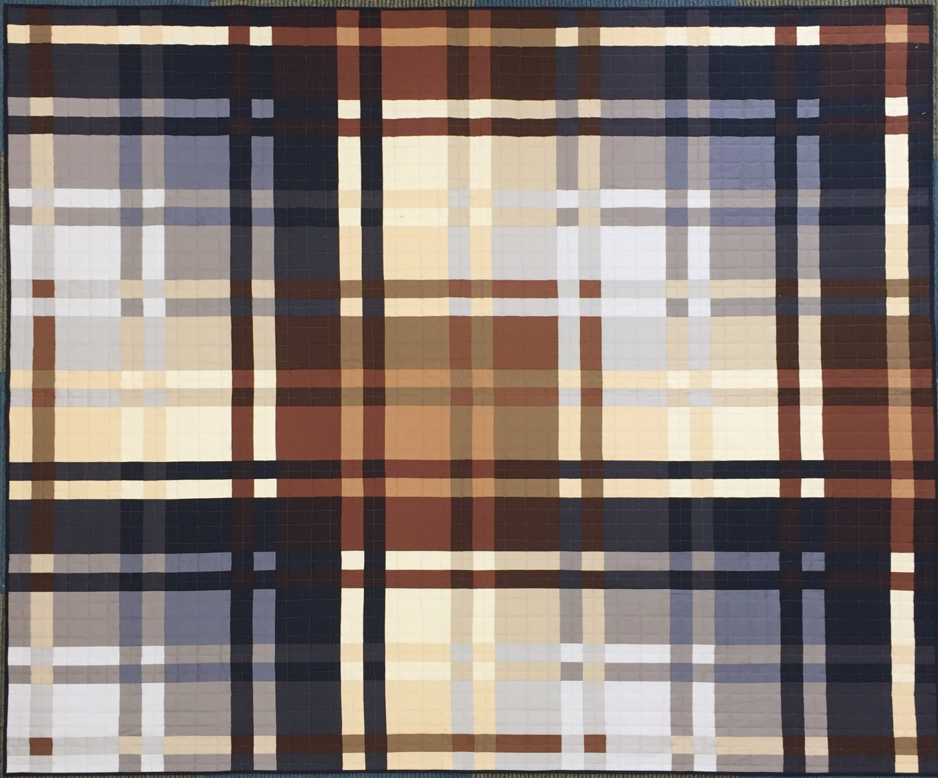 We've Gone to Plaid- Neutrals Kit