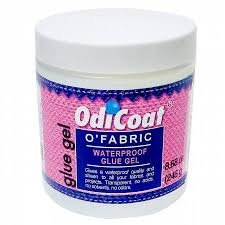 OdiCoat Waterproof Glue Gel for fabric