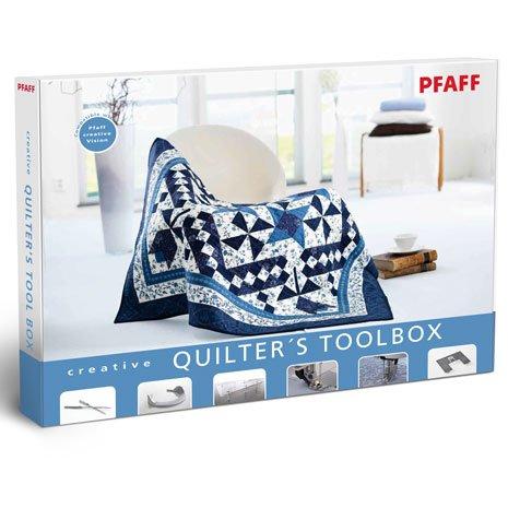 Pfaff  Creative Quilters Tool Box - J