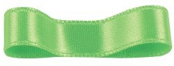 Double Faced Satin Ribbon - 12 mm - Color  -  30 - Wasabi