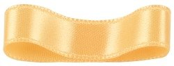 Double Faced Satin Ribbon - 12 mm - Color  - 76 - Citrine