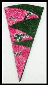 Floral Bouquet Napkin Project Sheet