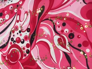 Hot Pink Spandex