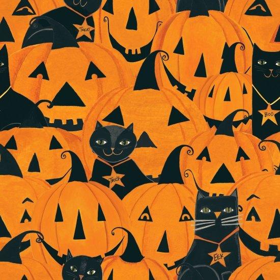 Too Cute to Spook fabric