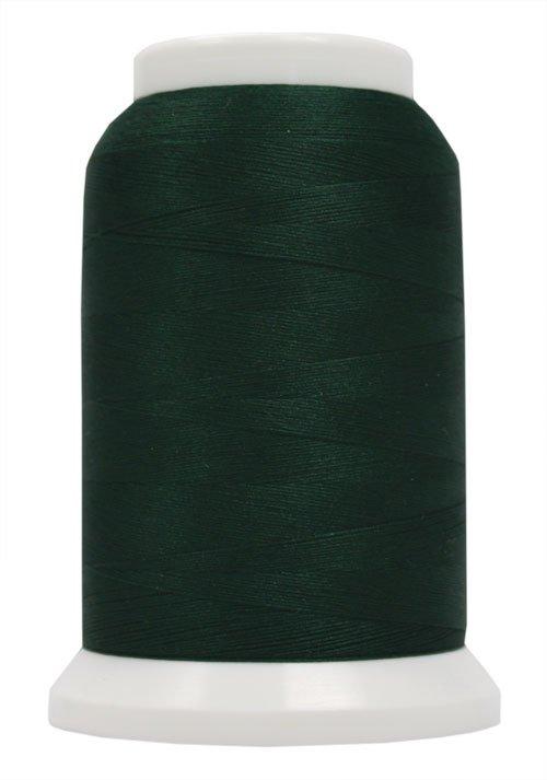 Polyarn flocked polyester Serger Thread Spruce