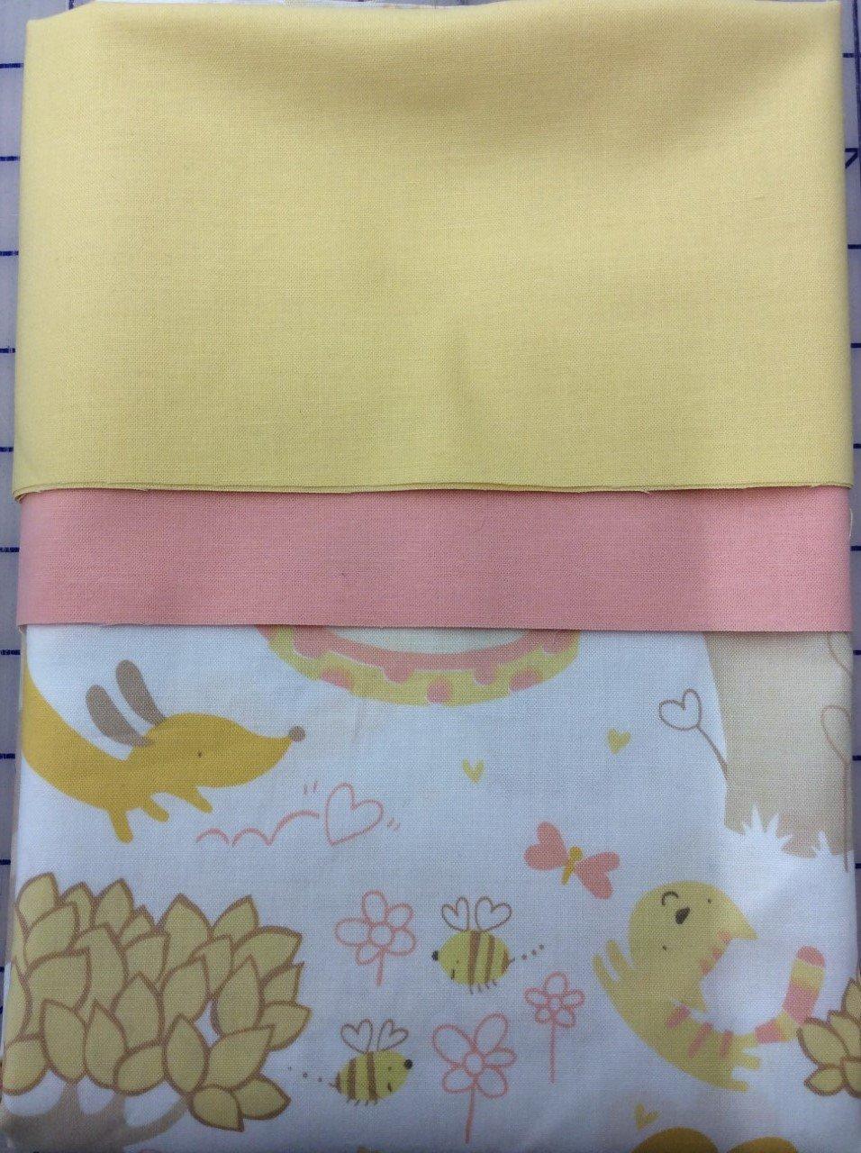 Pillowcase Kit - Sweethearts