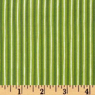 *KIMBERBELL BASICS//LITTLE STRIPE//GREEN//MAYWOOD
