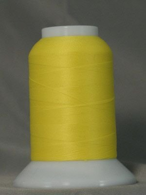 213-01-181 BRIGHT YELLOW//YLI WOOLLY NYLON//1094 YDS.