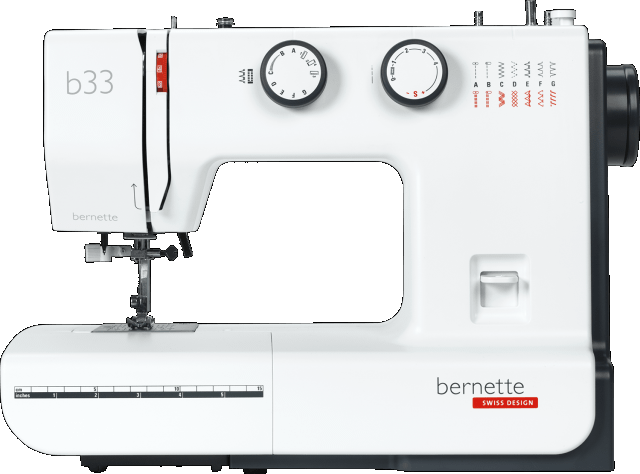 *B33//BERNETTE 33 SEWING MACHINE//BERNINA