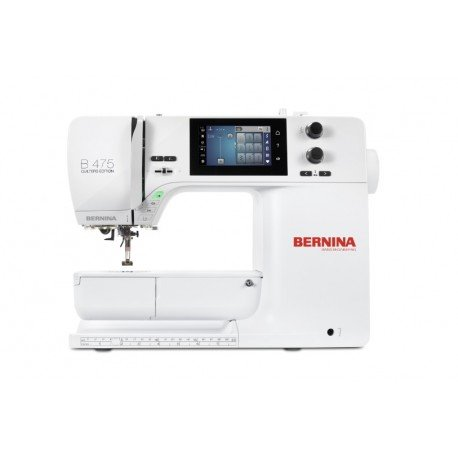 *B 475 QE//SEWING MACHINE//BERNINA