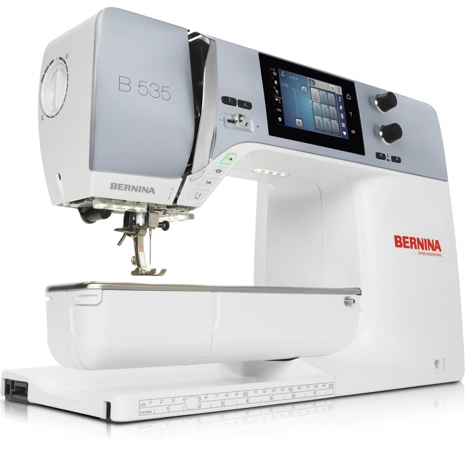 *B 535  NEXT GEN WITHOUT EMBOIRDERY//SEWING MACHINE//BERNINA