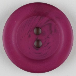 *POLYESTER ROUND TWO-HOLE BUTTON//FUSHIA-LILAC//1 - 25MM//WASHABLE - NOT DRY CLEANABLE//DILL BUTTONS