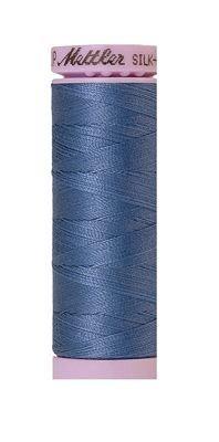 *9105-0351//SMOKY BLUE//METROSENE SILK FINISH COTTON//100% COTTON//164YDS//50WT//METTLER