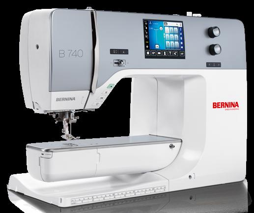 *B 740 //SEWING MACHINE//BERNINA