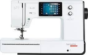 *B77//BERNETTE 77 SEWING MACHINE//DUAL FEED//BERNINA