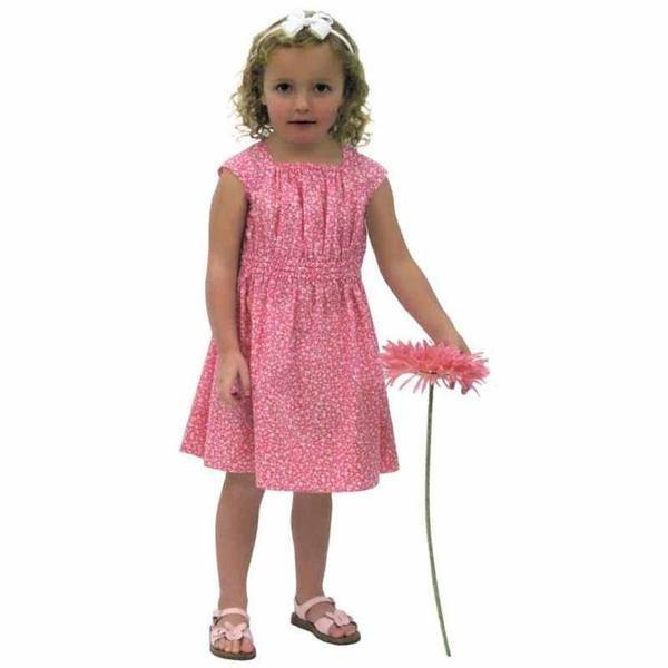 *JULIET DRESS PATTERN 278//SIZE 4 YEARS -6 YEARS//CHILDREN'S CORNER