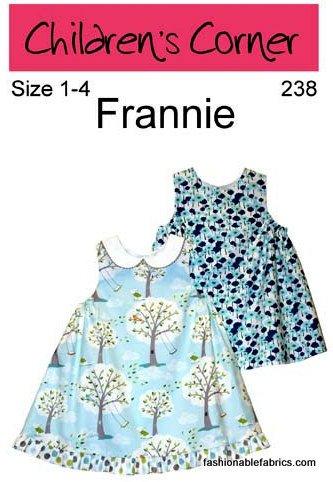 * FRANNIE / SIZE 5-8 / CHILDREN'S CORNER