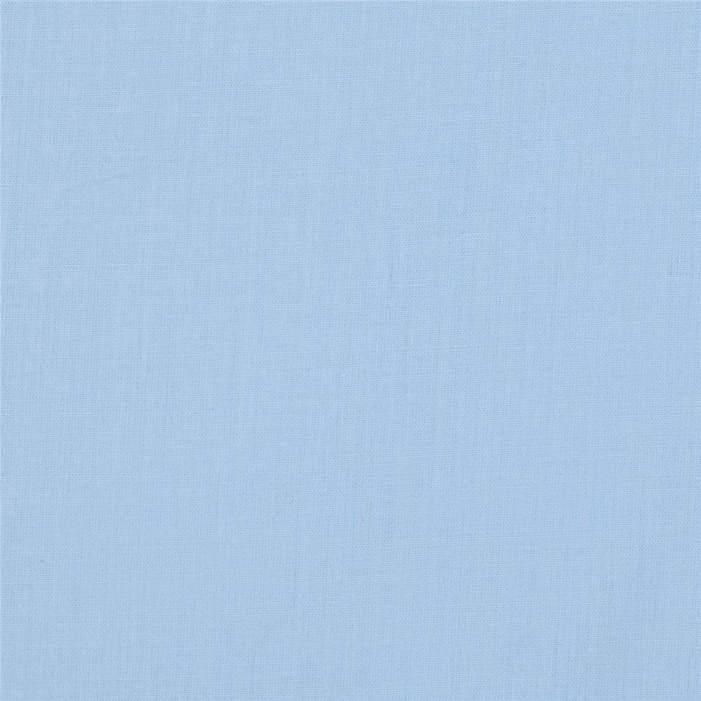 *IMPERIAL BATISTE FABRIC//GLACIER BLUE//60 WIDE//65% POLYESTER-35% COTTON//SPECHLER VOGEL