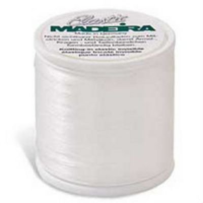 *ELASTIC KNIT-IN THREAD//218 YARDS//INVISIBLE//100% ELASTANE//MADEIRA