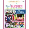 *BENCH BUDDIES PILLOWS//MAY, JUNE, JULY, AUGUST//SEWING VERSION//KIMBERBELL