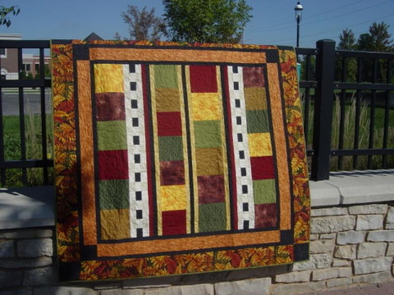 Simply Fall-ing Quilt Pattern