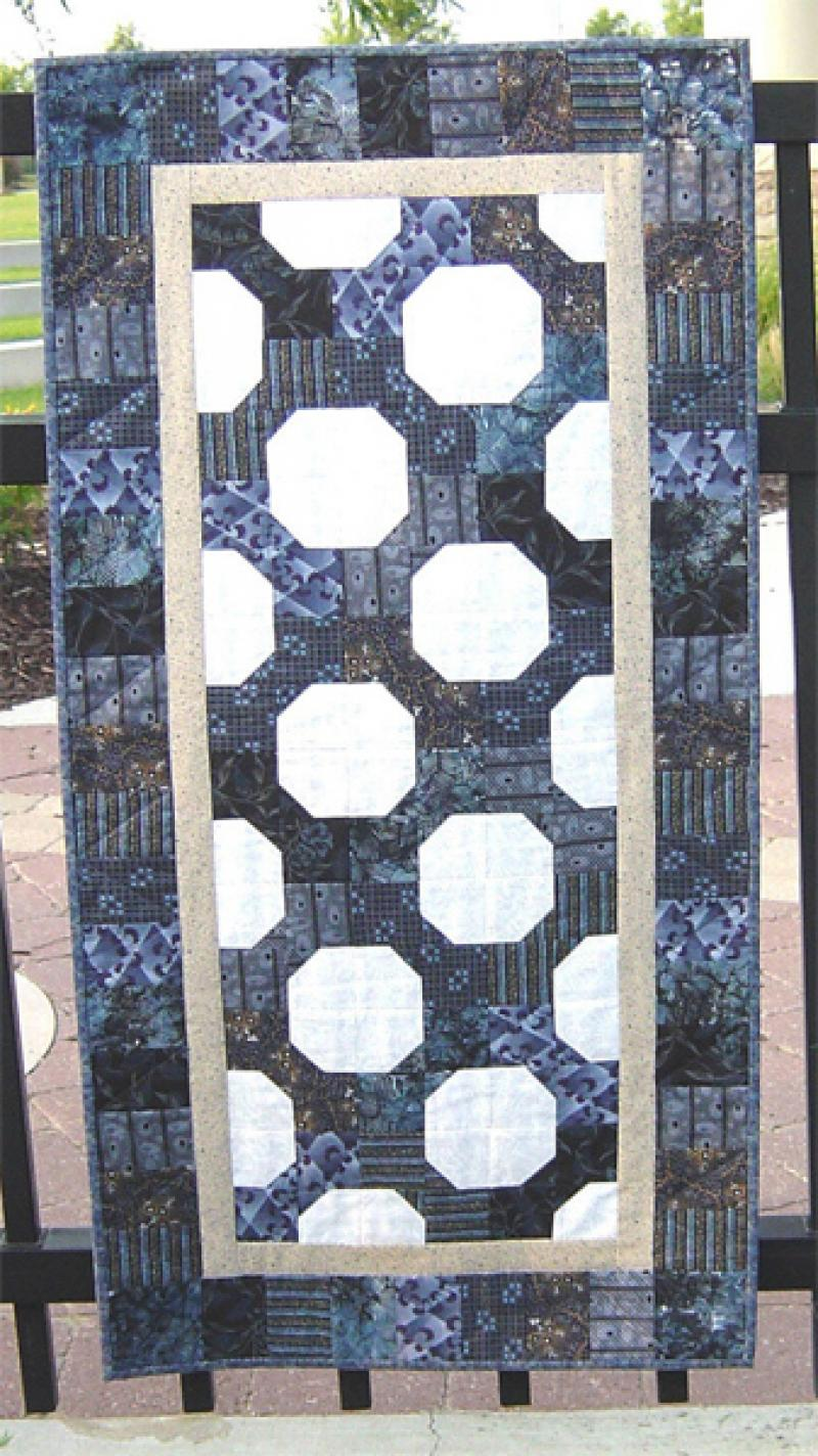All Tied Up Table Runner Kit