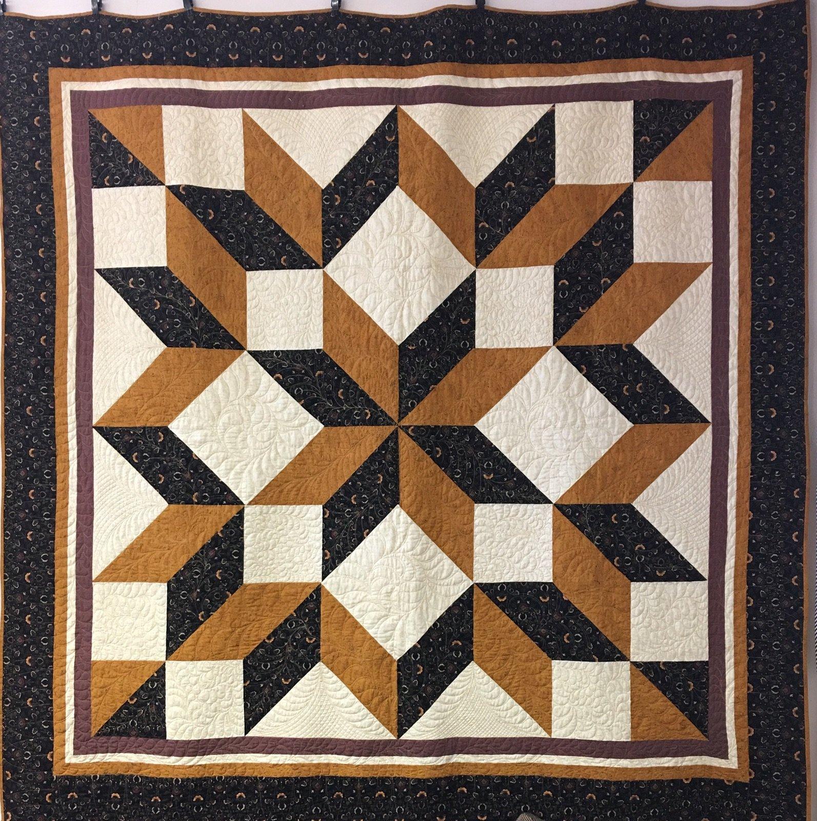 Carpenter Star Quilt