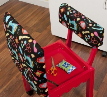 To Complete Your Studio, They Also Offer A Variety Of Cutting U0026 Crafting  Tables, Sewing Chairs And Storage Units That Coordinate Beautifully With  Each Of ...