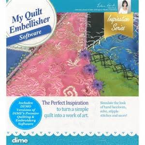 MY QUILT EMBELLISHER by DIME