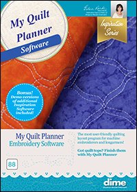 MY QUILT PLANNER by DIME