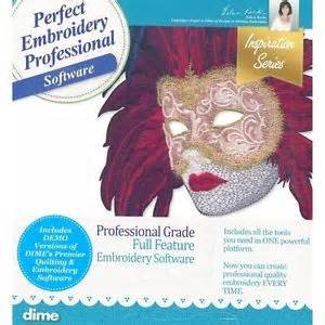 PERFECT EMBROIDERY PRO (PEP) by DIME