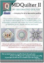 MY DECORATIVE QUILTER II by Floriani