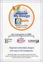 My Design Album by Floriani