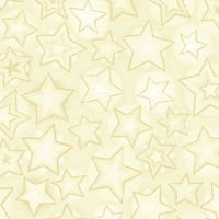 12 Days of Christmas 3752-7 Starry Skies Cream