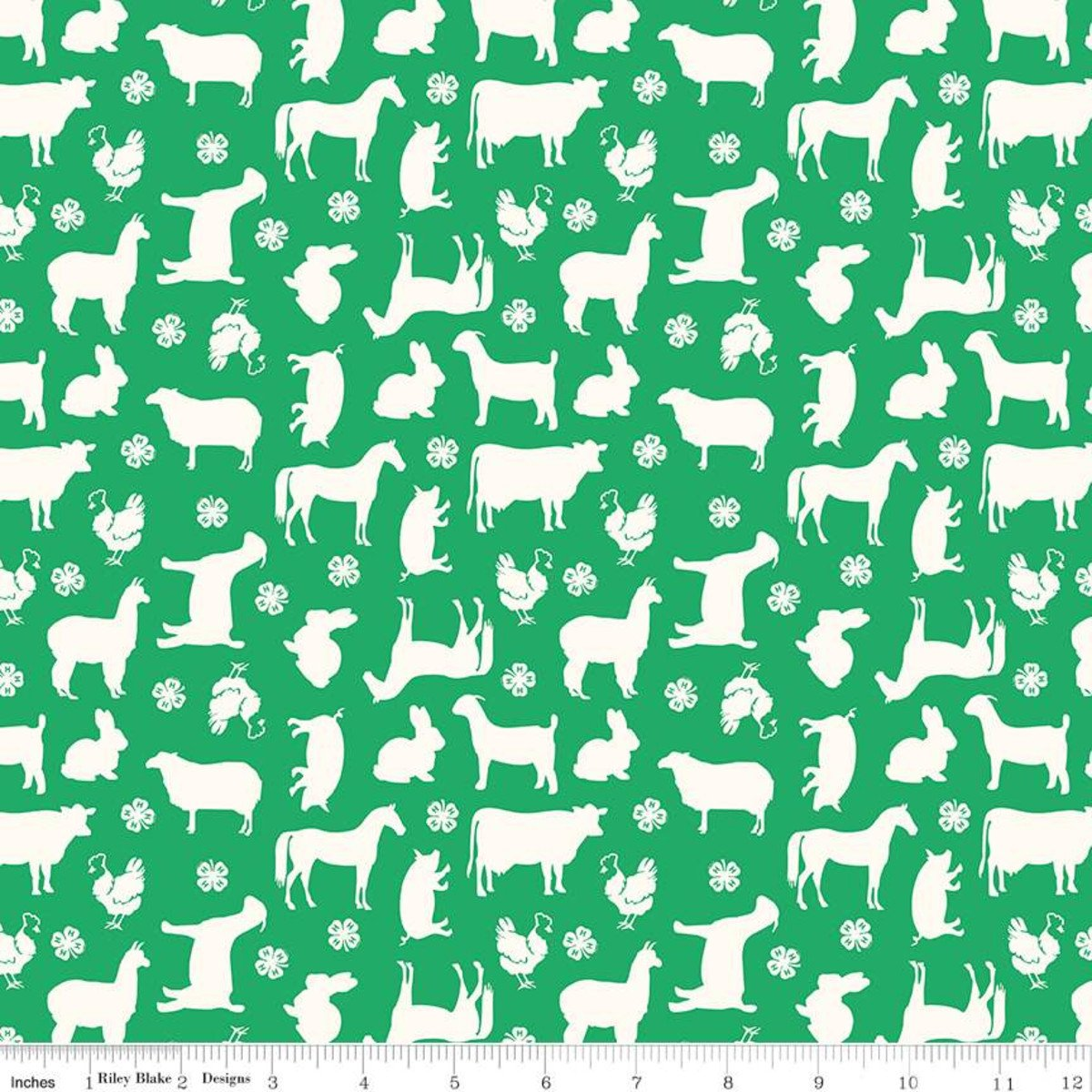 4-H Main Green C9120-Green