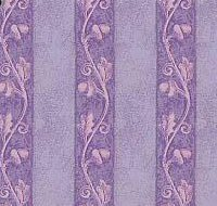 Acorn Hollow 2027-60 Plum Acorn Stripe