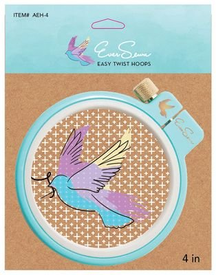Eversewn 4 in Easy Twist Hoop
