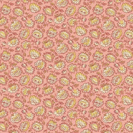 Bed of Roses  A-8993-LE Geranium Primrose