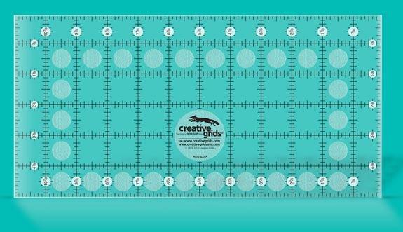 Creative Grids Simple 7/8 Triangle Maker