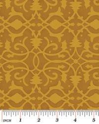 Christmas Pure & Simple 4386-31 Brocade Amber