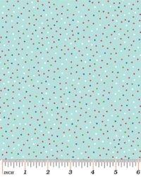 Christmas Pure & Simple 4382-26 Microdots Sea