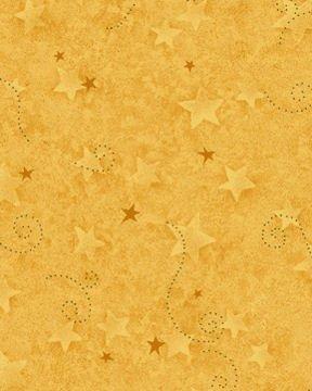 Forever Spring 4268-78 Shooting Stars Marigold