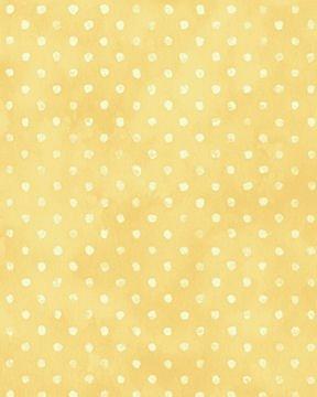 Forever Spring 4266-30 Sugar Dots Butter