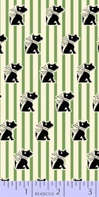 Aunt Grace In a Pickle 0328-0314 GR/Stripe/Dog