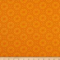 Home Grown Orange Medaliion 06805-22